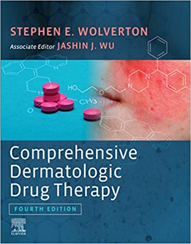 Comprehensive Dermatologic Drug Therapy 2021 - پوست