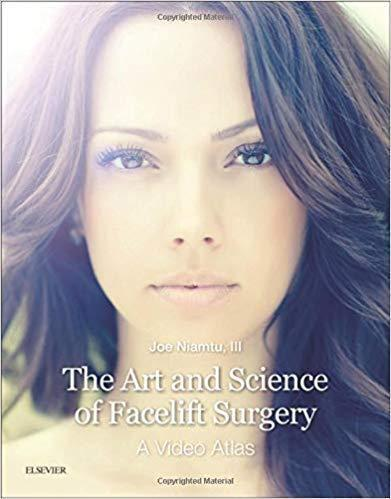 2019 The Art and Science of Facelift Surgery+ A Video Atlas 1st Edition - جراحی