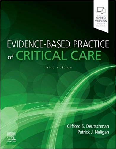 Evidence-Based Practice of Critical Care 2020 - بیهوشی