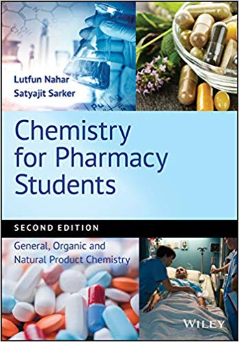 Chemistry for Pharmacy Students: General, Organic and Natural Product Chemistry 2019 - فارماکولوژی