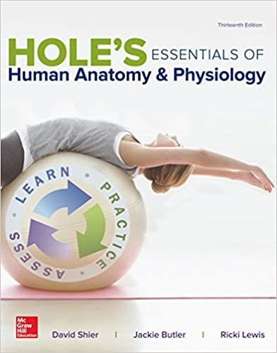 Hole s Essentials of Human Anatomy & Physiology 2018 - آناتومی
