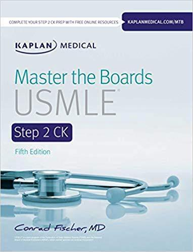 Master the Boards USMLE Step 2 CK 2019 tabdili - آزمون های امریکا Step 2