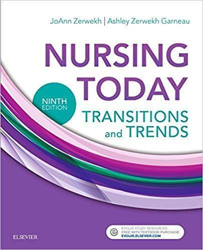 Nursing Today: Transition and Trends 2018 - پرستاری