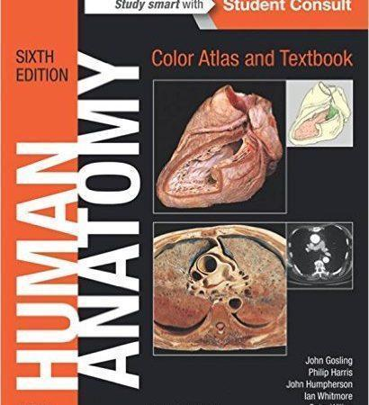 Human Anatomy Color Atlas and Textbook  2016 - آناتومی