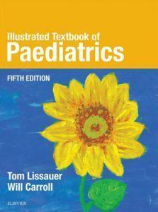 Illustrated Textbook of Paediatrics  2017 - اطفال