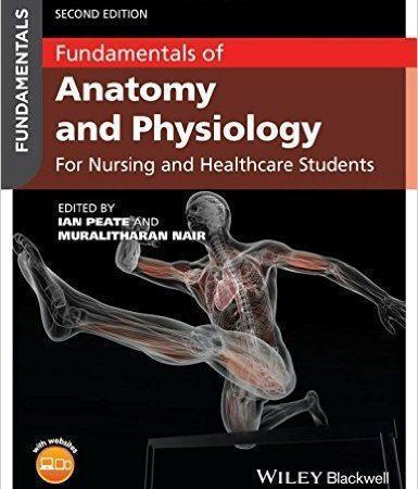 Fundamentals of Anatomy and Physiology 2016 - آناتومی