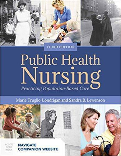 Public Health Nursing: Practicing Population-Based Care 2018 - پرستاری
