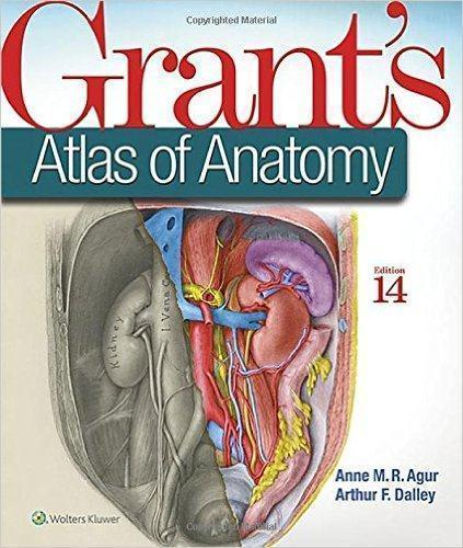 Grant's Atlas of Anatomy   2016 - آناتومی