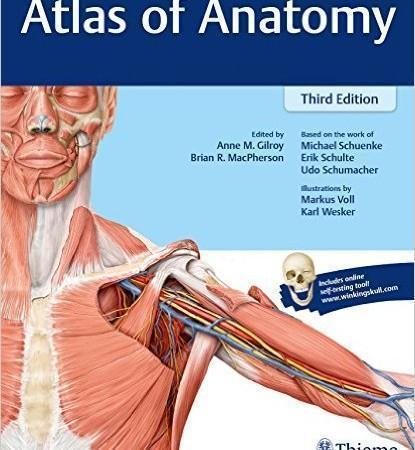 Atlas of Anatomy 3rd Edition  2016 - آناتومی