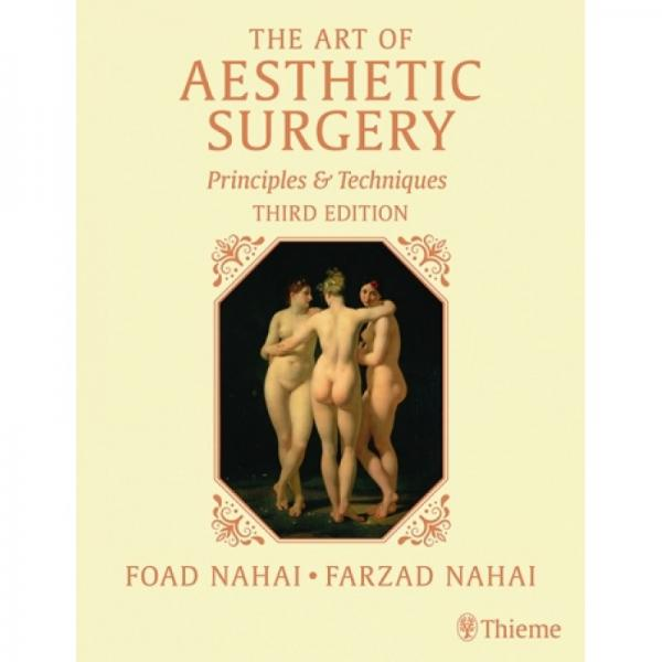 The Art of Aesthetic Surgery: Breast and Body Surgery 3 Vol 2020+video
