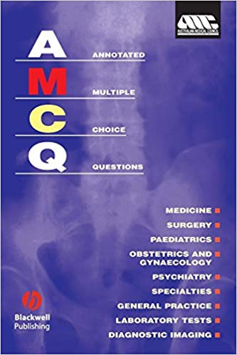 Annotated Multiple Choice Questions: Australian Medical Council - آزمون های استرالیا
