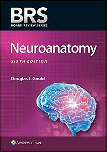 BRS Neuroanatomy (Board Review Series) 2020 - آزمون های امریکا Step 1