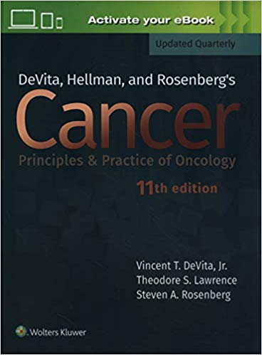 DeVita, Hellman, and Rosenberg s Cancer: Principles & Practice of Oncology 3 vol  2019 - داخلی خون و هماتولوژی