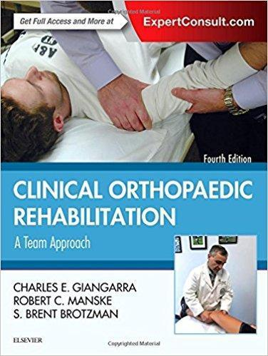 Clinical Orthopaedic Rehabilitation: A Team Approach, 4th Edition – Original PDF + Videos 2018