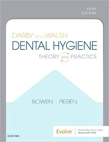 Darby and Walsh Dental Hygiene- Theory and Practice 2 Vol 2020 - دندانپزشکی