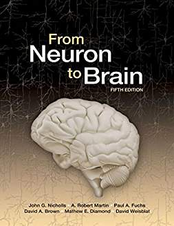 From Neuron to Brain (5th Ed) - نورولوژی