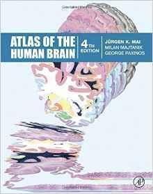 ATLAS OF THE HUMAN BRAIN 2015 - نورولوژی