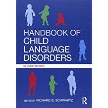 Handbook of Child Language Disorders 2017 - اطفال