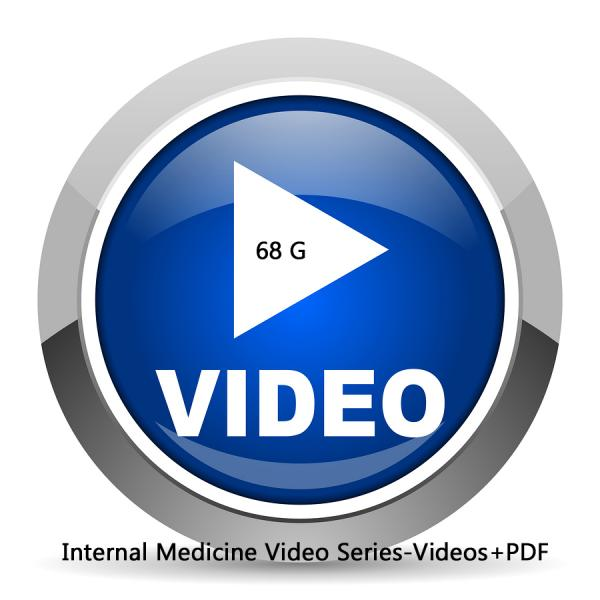 Internal Medicine Video Series-Videos+PDF