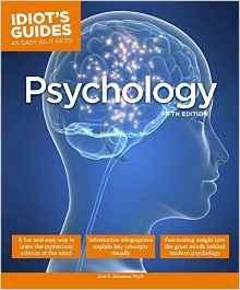 IDIOTS GUIDES PSYCHOLOGY  2014 - روانپزشکی