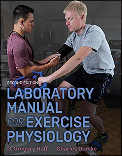 Laboratory Manual for Exercise Physiology 2019 - فیزیولوژی