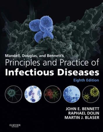 6vol MANDELL INFECTIOUS DISEASE 6 vol 2015 - عفونی