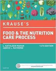 KRAUSES FOOD & NUTRITION  2016 - تغذیه