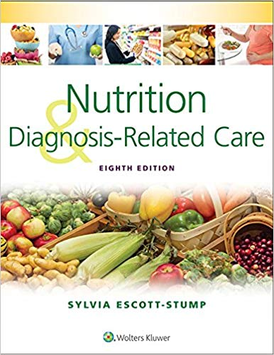 Nutrition and Diagnosis-Related Care  2016 - تغذیه
