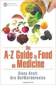 THE A-Z GUIDE TO FOOD AS MEDICINE  2016 - تغذیه
