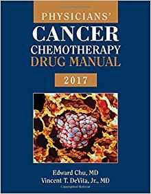 Physicians' Cancer Chemotherapy Drug Manual 2017 - فارماکولوژی