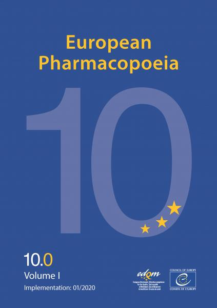 European Pharmacopoeia (Ph. Eur.) 10th 11 Vol  2020