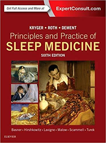 Principles and Practice of Sleep Medicine  Kryger 2 Vol 2017 - داخلی