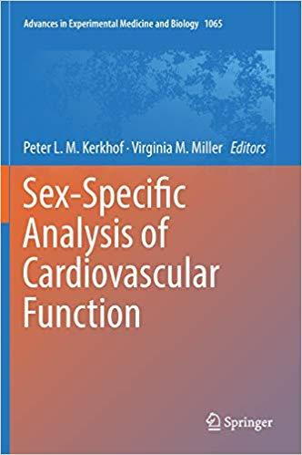 Sex-Specific Analysis of Cardiovascular Function  2018 - قلب و عروق