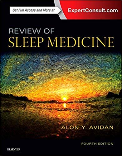 Review of Sleep Medicine 4th Edition 2018 - داخلی