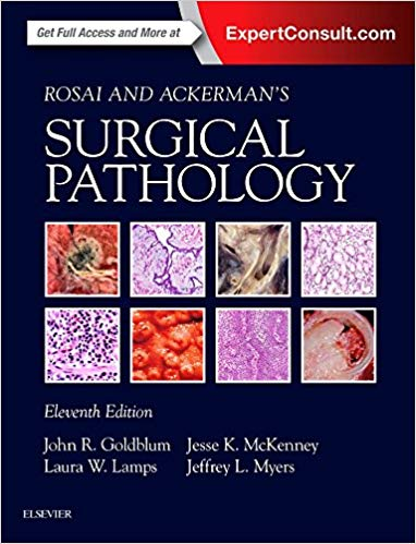 Rosal and Ackerman Surgical Pathology  2018 - پاتولوژی