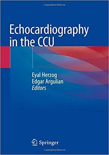Echocardiography in the CCU 2018 - قلب و عروق