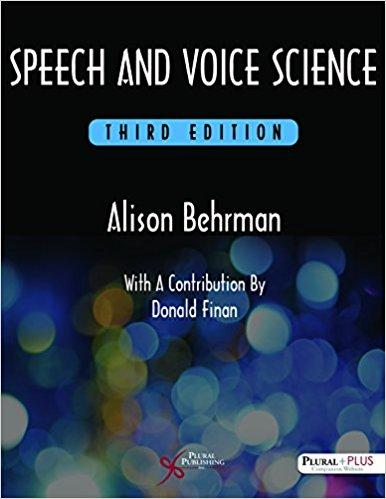 Speech and Voice Science  2017