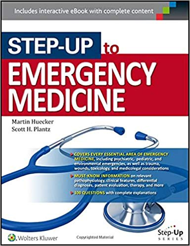 Step-Up to Emergency Medicine 2016 - آزمون های امریکا Step 2