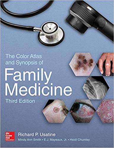The Color Atlas and Synopsis of Family Medicine 2Vol 2019 - داخلی
