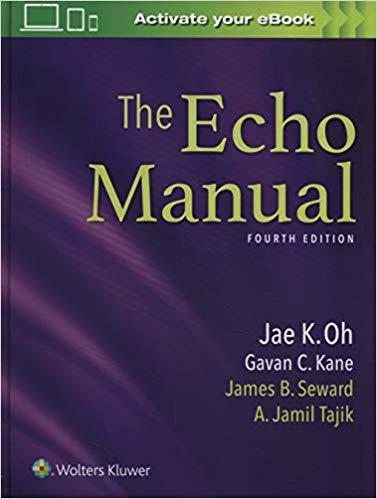 The Echo Manual Fourth Edition - قلب و عروق