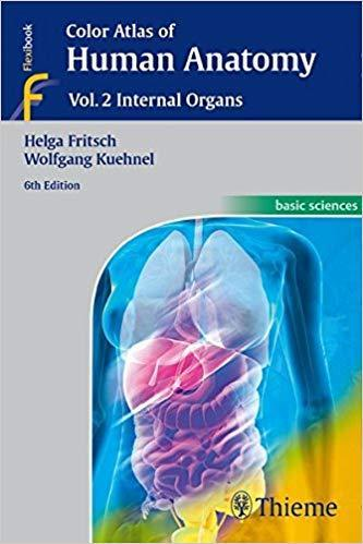 Color Atlas of Human Anatomy: Vol. 2: Internal Organs - آناتومی