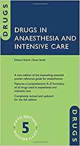 Drugs in Anaesthesia and Intensive Care  2016 - بیهوشی