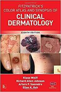 Fitzpatricks Color Atlas  clinical dermatology  2017 - پوست
