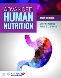 Advanced Human Nutrition 4th Edition 2018 - تغذیه
