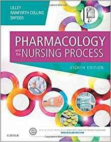 Pharmacology and the Nursing Process  2015 - فارماکولوژی