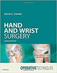 Operative Techniques: Hand and Wrist Surgery  2017 - اورتوپدی