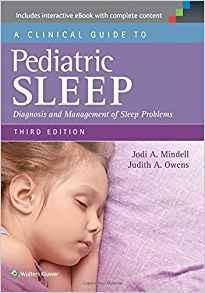A Clinical Guide to Pediatric Sleep  2015 - اطفال