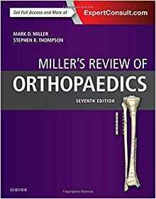 Millers Review of Orthopaedics  2016 - اورتوپدی