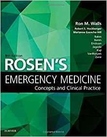 Rosens Emergency Medicine 3 Vol  2018 - اورژانس