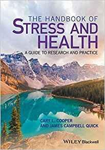 The Handbook of Stress and Health  2017 - روانپزشکی